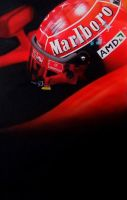 Michael Schumacher 2 by damir-g-martin