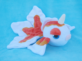 Goldeen by SewnRiver