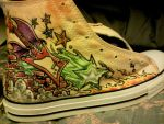 Sharpie'd Cons by kiddgrimm