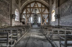 Chapelle des Morts by stengchen
