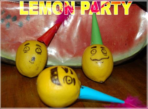 LEMON PARTY by troll-wench