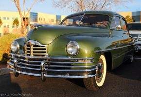 Green Packard by worldtravel04