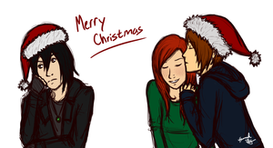 Merry Christmas 2013 by Marlin-Rae