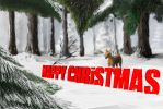 HAPPY CHRISTMAS !!!!!!! by PeterAJ