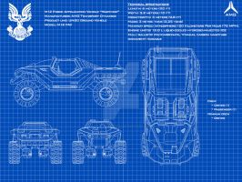 M12 Warthog FAV Schematics by MasterChiefFox