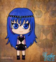Chibi Avatar Jazz oc by Jazmin-Jazz