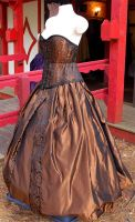 Dress by vicissitude-stock