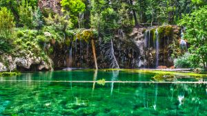 Hanging Lake by freeskifreeride