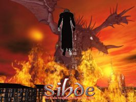 Sidhe: Moscow in Flames by MangaGothic