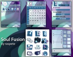 Soul Fusion S60 3rd edition by raspete