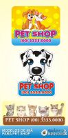 Modelos de Ima para Pet Shop by graficaebrindes