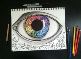 The Artist's Eye by shedreamsx