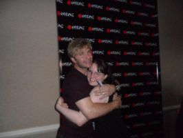 Vic Mignogna and Me by Ce-CeRiddle