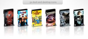 PSP Game Covers - Pack 3 by isa-pinheiro