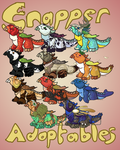 Tiny Snapper Adoptables! by ClarityWind