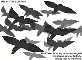 The Forty Crows by Jochimus