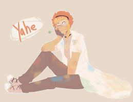 .:OC:. Yahe by Drawing-Heart