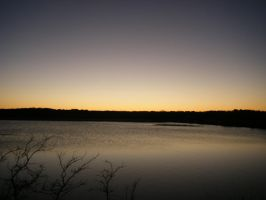 Blue Dawn Lake by eowyn2122