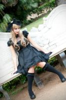 Ghotic Lolita by CristalCosplay