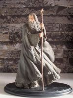 Weta Hobbit Gandalf The Grey 1/6 Statue 3 by Minas-Tirith-Hakan