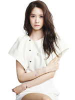 YoonA Marie Claire Magazine PNG by angelchristina