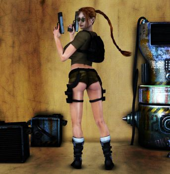 Random Lara3 by 3D-Fantasy-Art