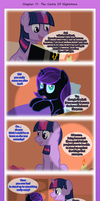 Past Sins: The Castle Of Nightmare P10 by SaturnStar14