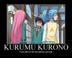 Rosario Vampire Motivational by xxSADPUPPYxx
