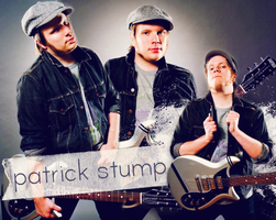 Patrick Stump by middleofthecabins