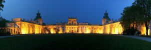 Wilanow Palace by RivenPine