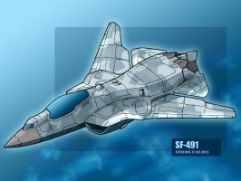 SF-491 by TheXHS