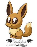 POKEDDEXY Day 13 - Favorite Normal Type by VibrantEchoes
