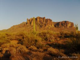 Superstition Mountain 2 by PintabianDreamer1222