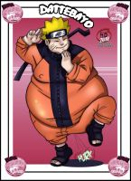 Fat Naruto by HD-2