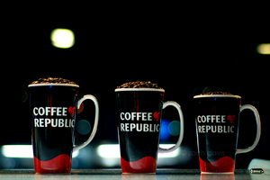 Coffee Republic by Arxios