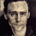 Tom Hiddleston by jyongyi