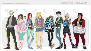 PT - SxS Height Chart by Tyshea