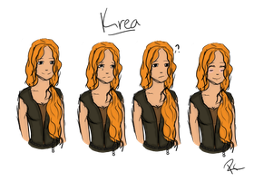 Krea Expressions by RainingKnote