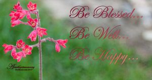Be Blessed  001 by amethystmstock
