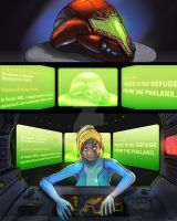 Transmission from Samus Aran by dwwrider
