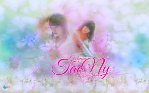 Admin TaeNy KimMie DP by HanaBell1