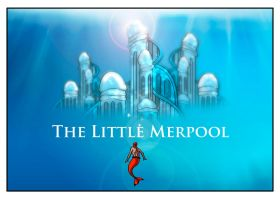 The Little Merpool by kaijusizefeels