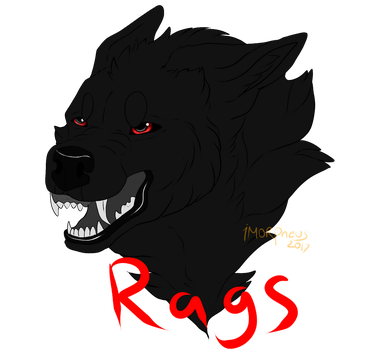 Rags badge by iMorpheusss