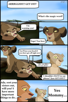 My Pride Sister Page 21 by KoLioness