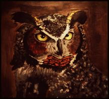 Great Horned Owl by gilly15