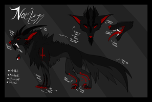 [P] Noctem Reference (Feral) by DlSEASE