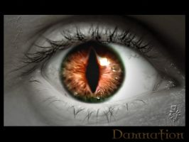 The Eye Of Damnation by necrotoxic