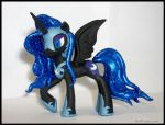 Nightmare Moon by MadPonyScientist