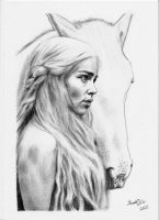 Khaleesi by DSL-FZR