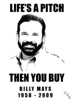RIP BILLY MAYS by mexicanpryde2000